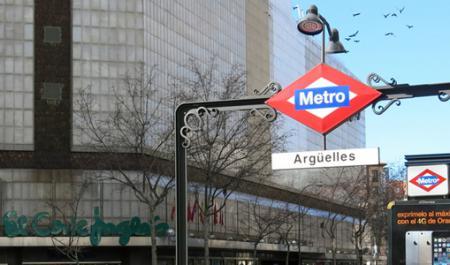 Аргуэльес, Мадрид