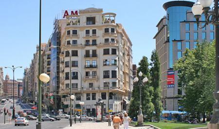 Улица принцессы, Мадрид