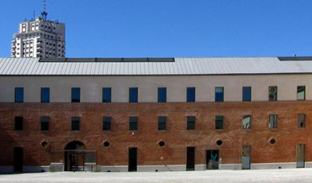 Cuartel del Conde-Duque, Madrid