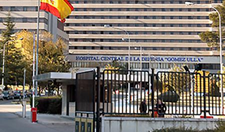 Hospital Central de la Defensa Gómez Ulla, Madrid