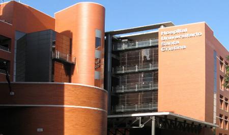 Hospital Universitario Santa Cristina, Мадрид
