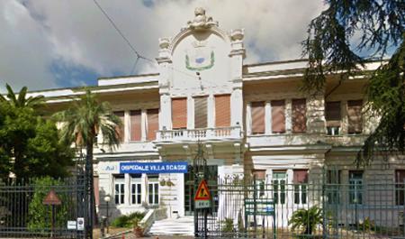 Hospital Villa Scassi, Genova