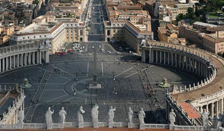 Cidade do Vaticano, Roma