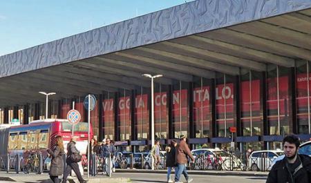 Estació Roma Termini, Roma