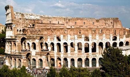 Coliseu Romano, Roma
