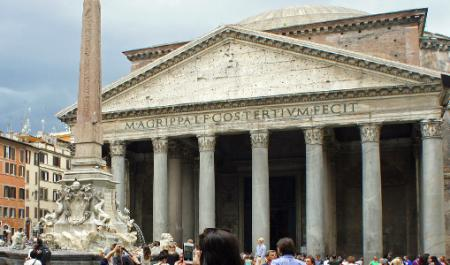 Panteão, Roma