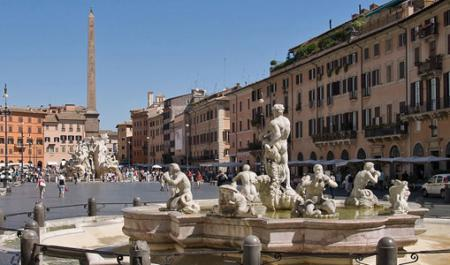 Place Navone, Rome