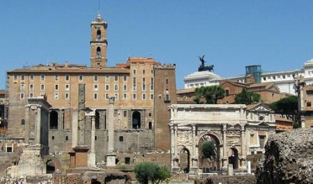 Old Rome, Rome