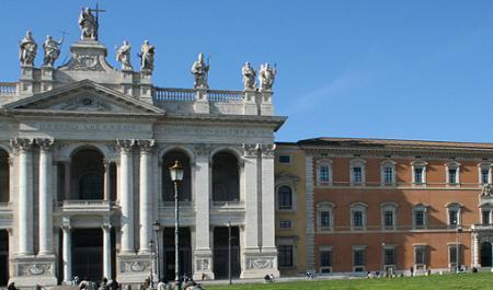 Basilica di San Giovanni in Laterano, Roma