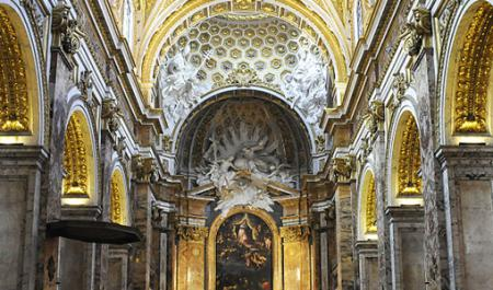 Iglesia de San Luigi dei Francesi, Roma