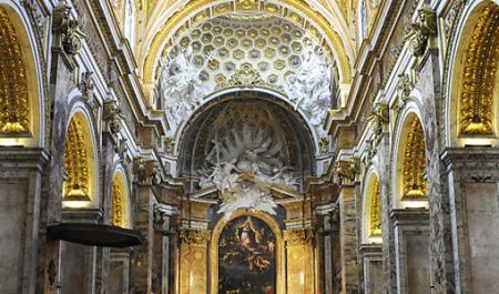 Chiesa di San Luigi dei Francesi, Roma