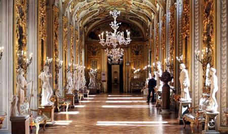 Palacio Doria Pamphili, Roma