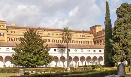 Castro Pretorio, Roma