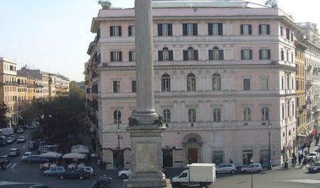 Esquilino, Roma