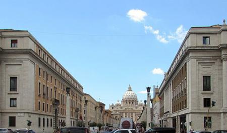 Борго, Рим