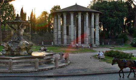 Рипа, Рим