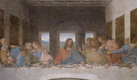 Cenacolo Vinciano, Milão