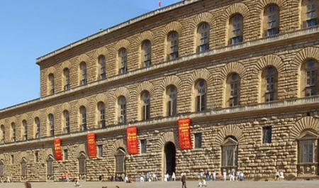 Palau Pitti, Florència