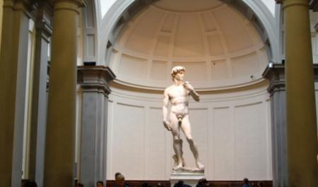 Gallery of the Accademia, Florence