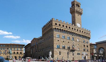 Plaza de la Signoria, Florencia