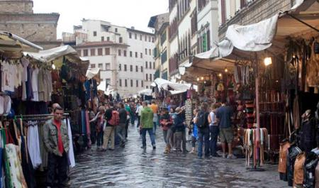 Mercato di san Lorenzo, Firenze