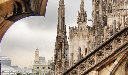 Centro histórico, Milán
