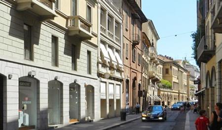 Quadrilatero della moda, Milán