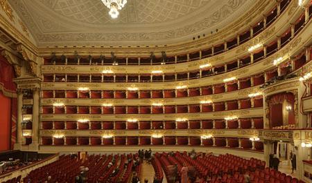 Teatro de La Scala, Milán