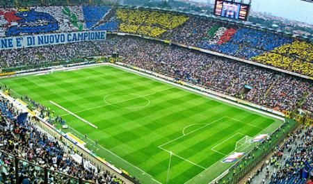 Giuseppe-Meazza-Stadion, Mailand