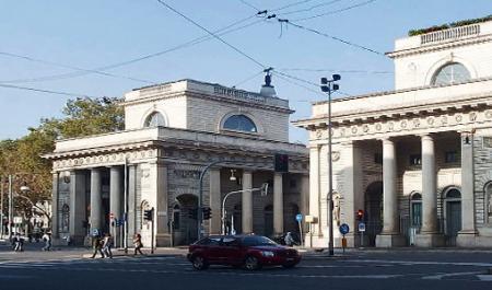 Porta Venezia, Milán
