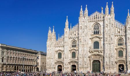 Миланский собор - Duomo, Милан