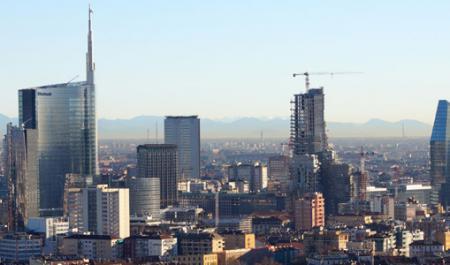 Porta Nuova, Milà