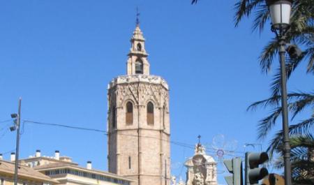 El Micalet, Valence