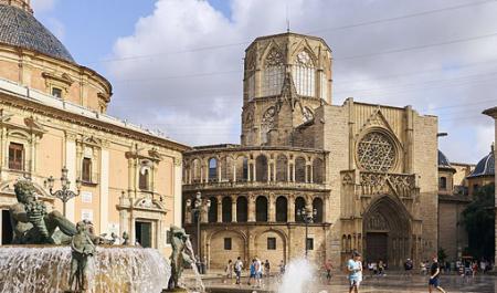 Catedral de València, Валенсия