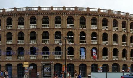Plaça de Bous di Valencia, Valencia