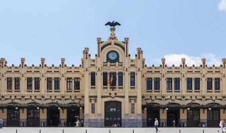 16/5000 Estação Valência-Norte, Valencia