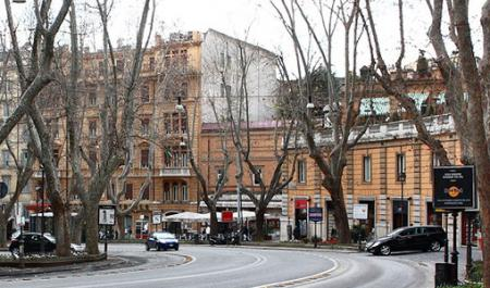 Via Veneto, Roma