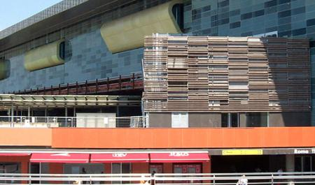 Roma Tiburtina railway station, Rome