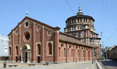 Santa Maria delle Grazie, Milaan