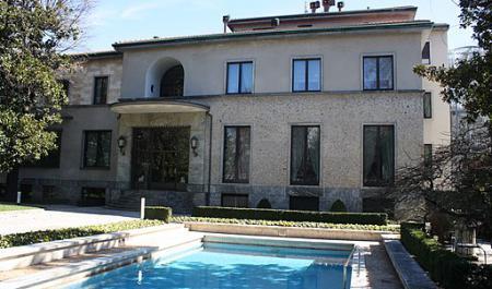 Villa Necchi Campiglio, Милан