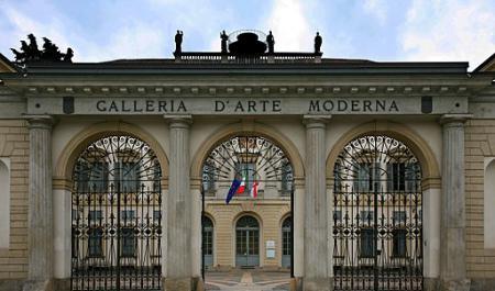 Galleria d'Arte Moderna Milano, Milão