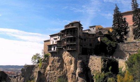 Casas Colgadas, Cuenca
