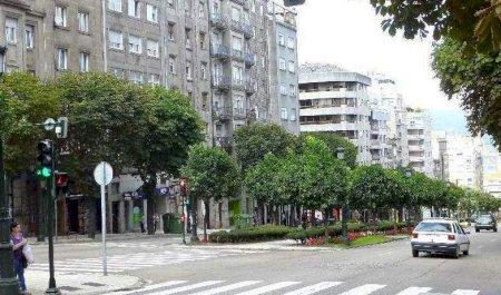 A Divina Pastora, Vigo