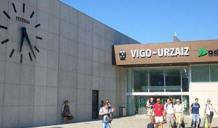 Estació de Vigo-Urzáiz, Vigo