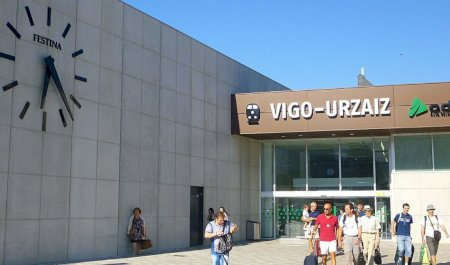 Vigo-Urzáiz railway station, Vigo