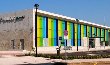 Vigo-Guixar treinstation, Vigo