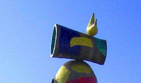 Parc de Joan Miró, Barcelone