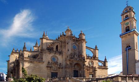 Jerez Cathedral, Jerez de la Frontera