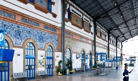 Train Station of Jerez de la Frontera, Jerez de la Frontera