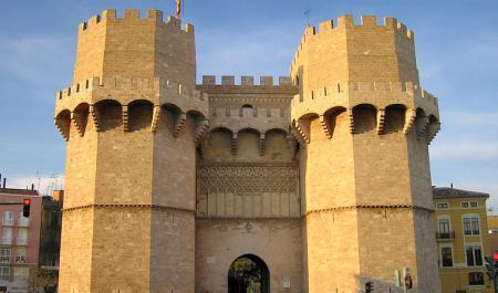 Portão dos Serrans, Valencia